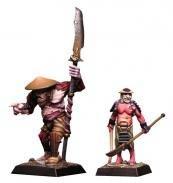 Zombie Samurai & Servant (3)