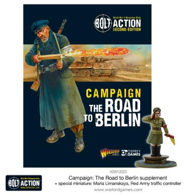 Bolt Action Campaign: The Road to Berlin