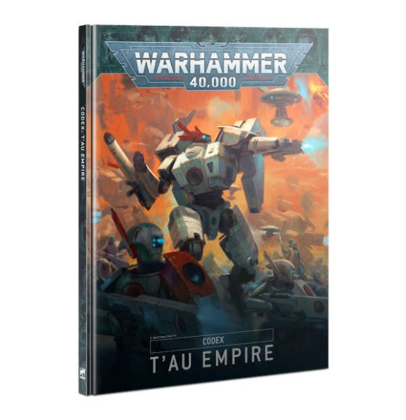 Codex: T`au Empire (2018) ENGLISCH