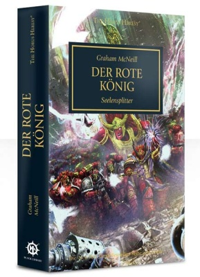 Horus Heresy 44: Der rote König (Taschenbuch)