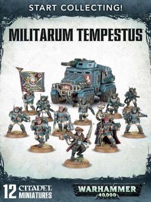 Battleforce Box Set: Militarum Tempestus