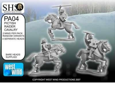 Pictish Raider Cavalry (SHS)
