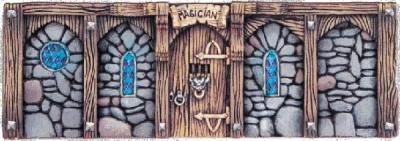 Fassade des Magierhauses