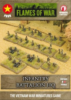 PAVN Infantry Battalion HQ