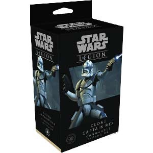 SW: Legion - Klon-Captain Rex