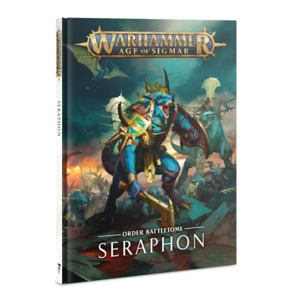 Battletome: Seraphon (HC) 2020