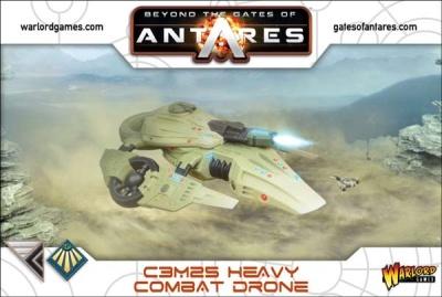 C3M25 Heavy Combat Drone