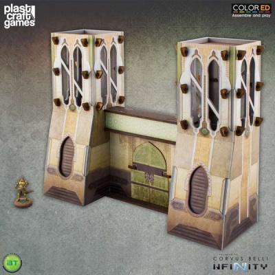 Bourak City Gate