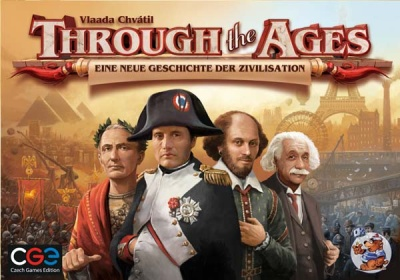 Through the Ages - Überarbeitete Neuauflage