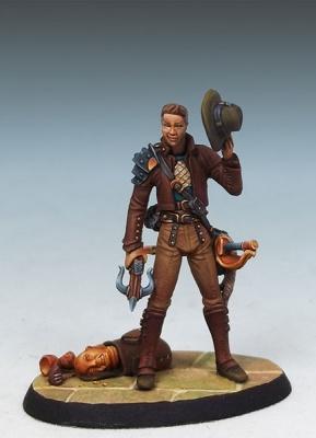 Hawk - Treasure Hunter