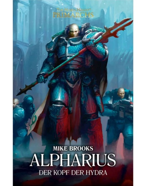 Primarchs: Alpharius der Kopf der Hydra