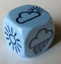 Weather Dice
