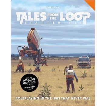 Tales from the Loop RPG Starter Set - EN