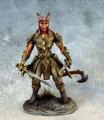 Male Demonkin Rogue