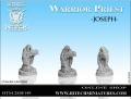 28mm Warrior Priest Joseph