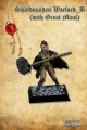 Shieldmaiden Warlord-B (w/great maul)