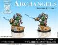 28mm Archangels Brother Jothiel