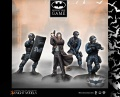 Commissioner Gordon & SWAT Team (4)