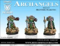 28mm Archangels Sergeant Brother Haroth