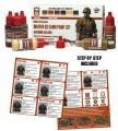 Waffen SS Camo Paint Set (autumn colors)