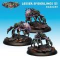 Shadow Caste Spiderlings, Lesser (3)