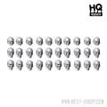 Human Skulls Basing Kit (30)