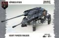 Dust Tactics: Heavy Assault Walker - Königsluther  (Axis)