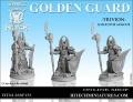 28mm Golden Guard Trivion