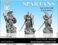 28mm Spartan Archfather Leonidas
