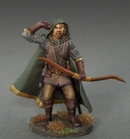 Male Ranger with Bow