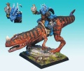 The Hunter - Draconid with Dino Mount