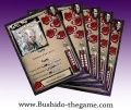 Cult of Yurei New Dawn Profile Card Pack