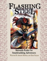 Flashing Steel (Pirate Skirmish)