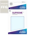 Supreme UX Sleeves Standard Size Clear (80)