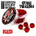 Green Cube tokens RED