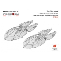 Directorate Executioner Class MkII Cruiser (2)