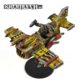 "Orc ""Spitfire"" Assault Speeder!"