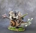 Hedgehogling Cavalry on Snail