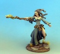 Female Mage with Staff